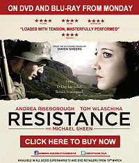 Resistance the Movie, now on DVD and Blu-ray