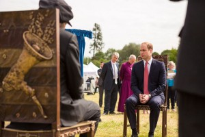 Magna Carta and Prince William