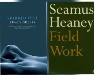 Skirrid Hill and Field Work book covers